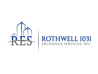 Rothwell 1031 Exchange Services, Inc. logo design