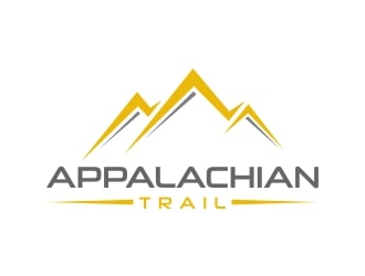 Appalachian Trail logo design