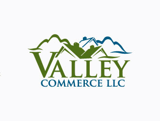 Valley Commerce LLC logo design