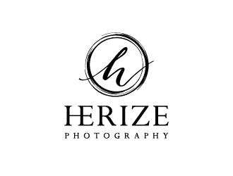 Herize Photography logo design