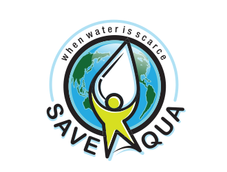 SaveAqua and/or SA logo design