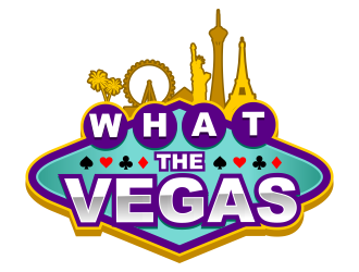 What The Vegas logo design