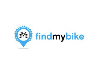 FindMyBike logo design