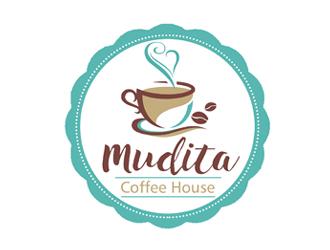 Mudita logo design