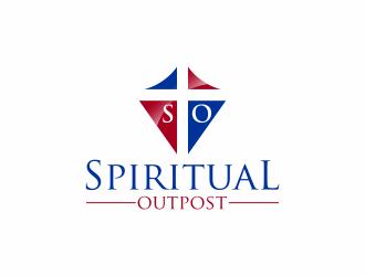 Spiritual Outpost logo design