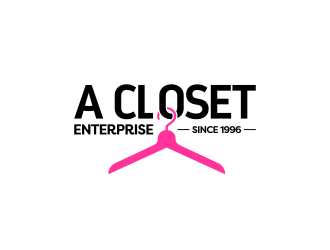 A Closet Enterprise Inc logo design