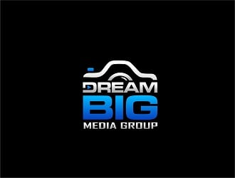 Dream Big Media Group logo design