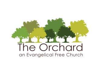 The Orchard logo design