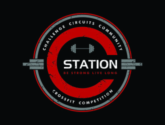 C Station logo design