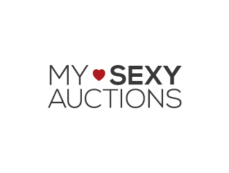 MySexyAuctions logo design