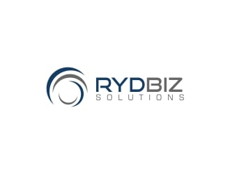 RYD Biz Solutions logo design