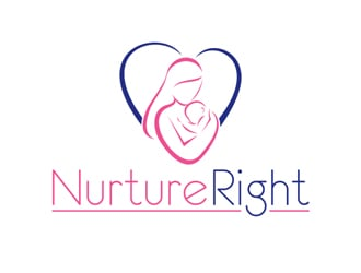 Nurture Right logo winner
