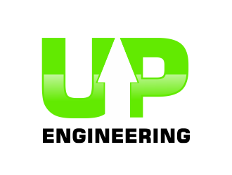 UP Engineering logo design