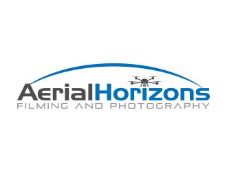 Aerial Horizons logo design