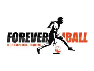 ForeverIBall logo design