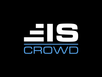 EIS Crowd logo design