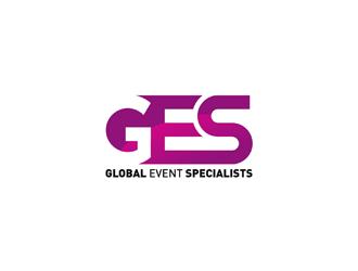 GES logo design