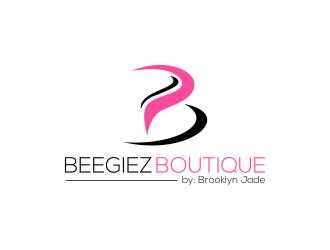 Beegiez Boutique logo design