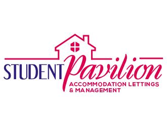 Student Pavilion logo design