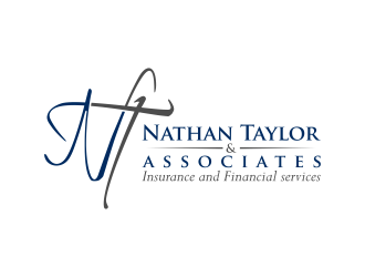 Nathan Taylor & assoc Insurance and Financial services logo design