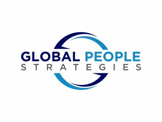 GP STRATEGIES logo design