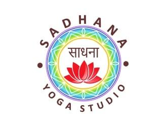 Sadhana logo design