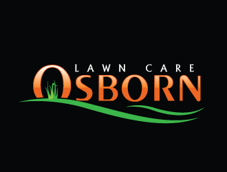 Osborn Lawn Care logo design
