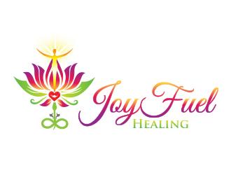 JoyFuel Healing logo design