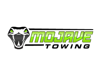 Mohave Towing logo design