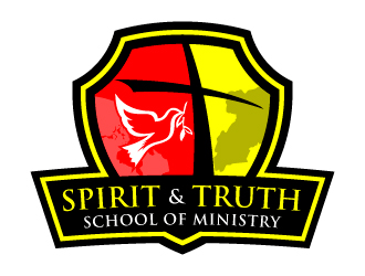 Spirit & Truth School of Ministry logo design