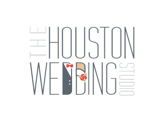 The Houston Wedding Studio logo design