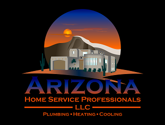 Arizona Home Service Professionals LLC logo design