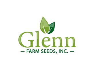Glenn Farm Seeds, Inc logo design