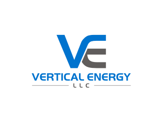 Vertical Energy, LLC logo design