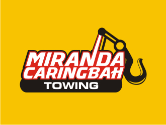 Miranda Caringbah Towing logo design