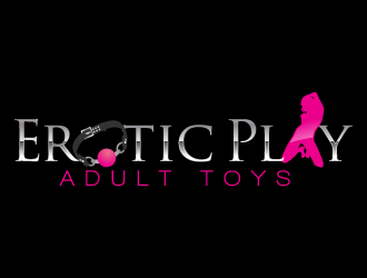 Erotic Play Adult Toys logo design