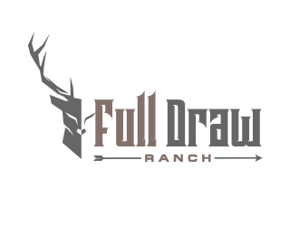 Fulldraw Ranch logo design