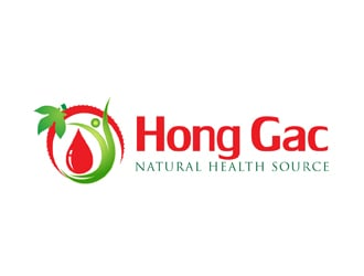 HONG GAC logo design