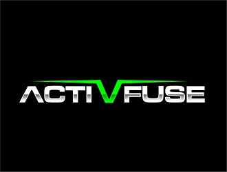 ACTIVFUSE logo design