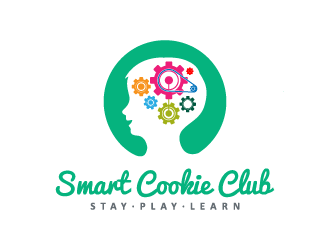 Smart Cookie Club logo design