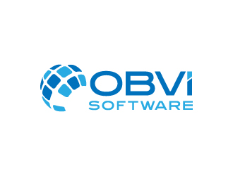 Obvi Software logo design