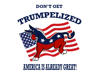Trumpelized logo design