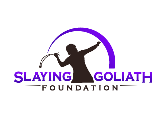 Slaying Goliath Foundation logo design