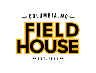 Fieldhouse logo design