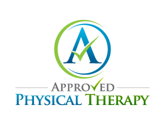Approved Physical Therapy logo design