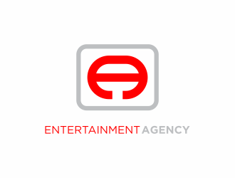Entertainment Agency logo design