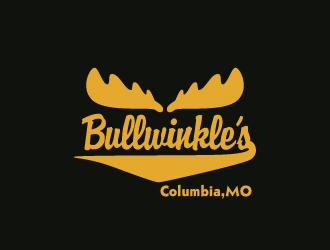 Bullwinkle's logo design