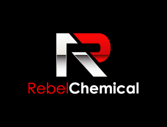 Rebel Chemical logo design