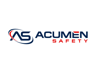 Acumen Safety logo design
