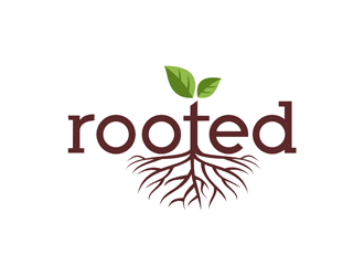 Rooted logo design